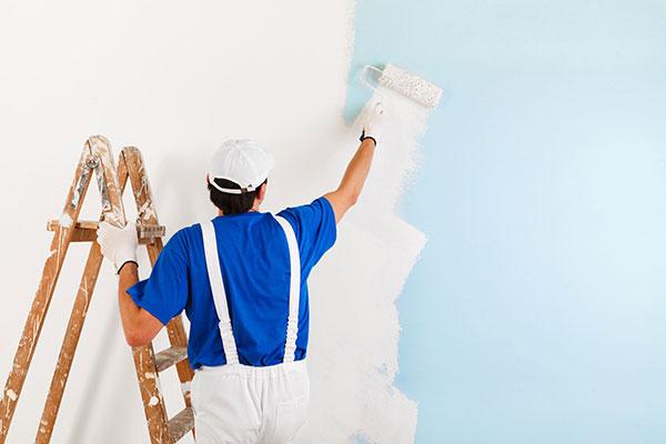 địa chỉ sơn tường ở Hải Phòng