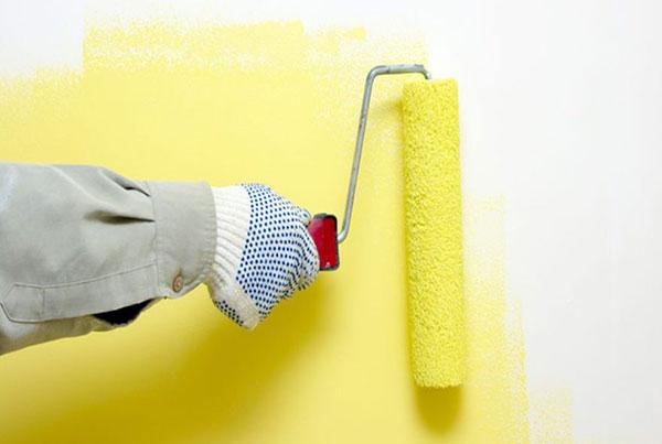 sơn lại tường tại hải phòng