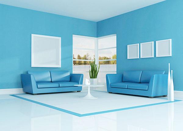 màu sơn nhà không hợp mệnh thổ