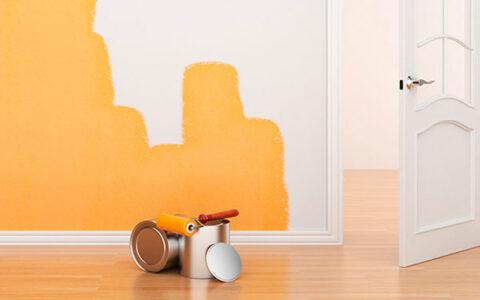 sơn nhà có phải pha nước không